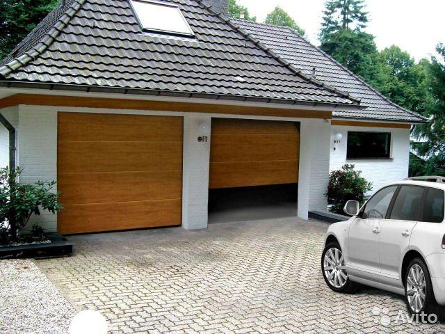 Ворота гаражные, откатные, распашные, Рольворота