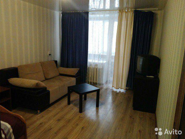 1-к квартира, 32 м², 1/10 эт.
