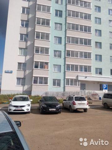 1-к квартира, 36 м², 8/16 эт.