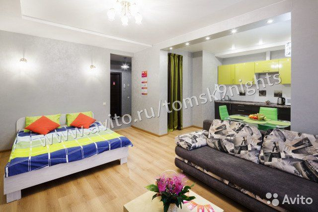 1-к квартира, 42 м², 25/25 эт.