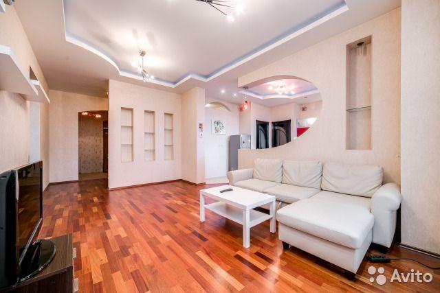 2-к квартира, 85 м², 7/22 эт.