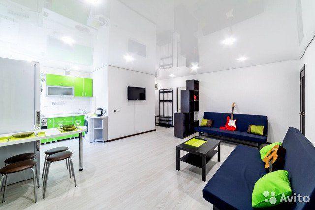 2-к квартира, 42.7 м², 5/5 эт.