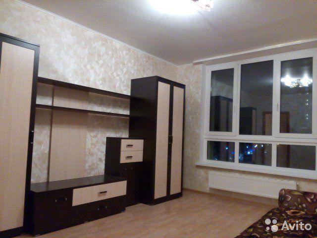 1-к квартира, 42 м², 6/25 эт.
