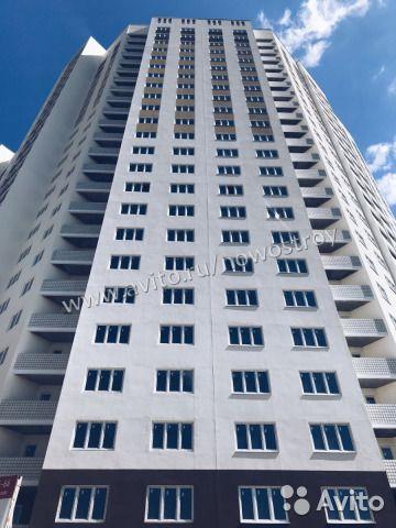 2-к квартира, 59.5 м², 15/25 эт.