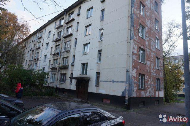 3-к квартира, 42 м², 4/5 эт.