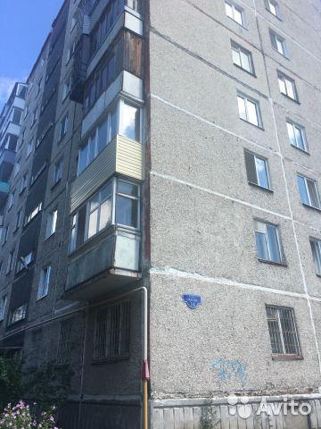 Комната 37.2 м² в 2-к, 2/9 эт.