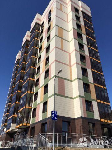 1-к квартира, 46.8 м², 9/10 эт.