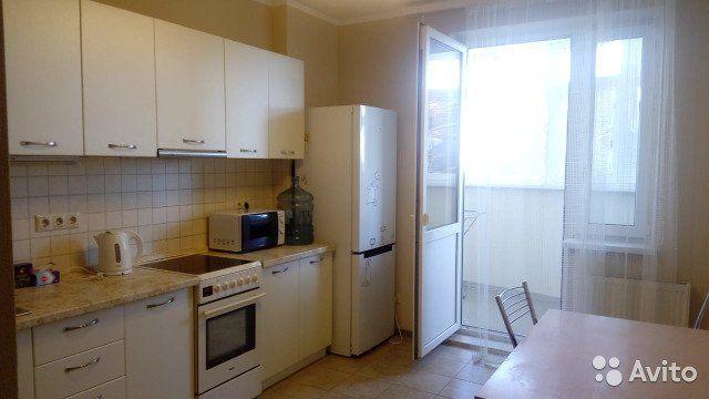 1-к квартира, 42 м², 12/21 эт.