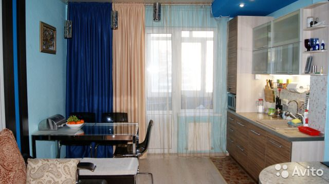 2-к квартира, 74.9 м², 5/9 эт.