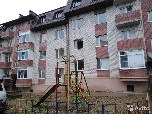 1-к квартира, 35.2 м², 1/4 эт.