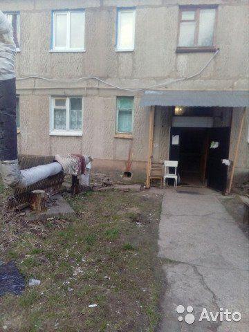 2-к квартира, 45.4 м², 1/2 эт.