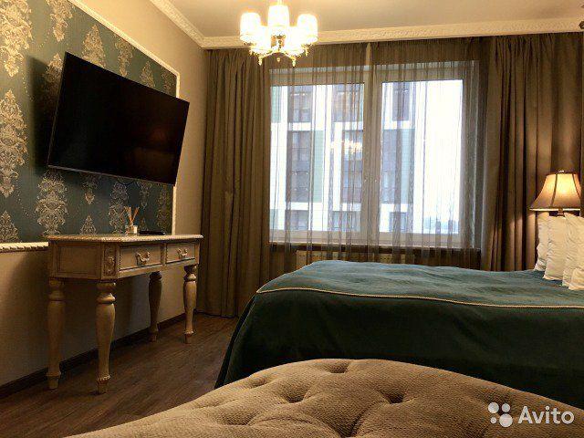 4-к квартира, 110 м², 4/8 эт.