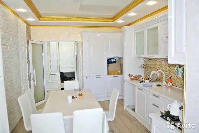 3-к квартира, 140 м², 5/10 эт.
