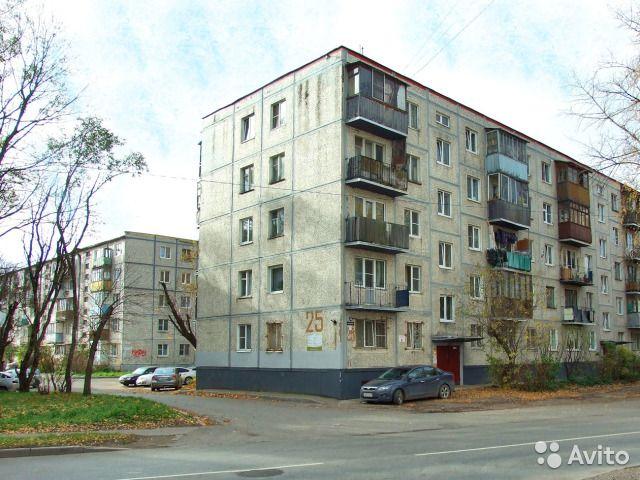 1-к квартира, 31.5 м², 1/5 эт.