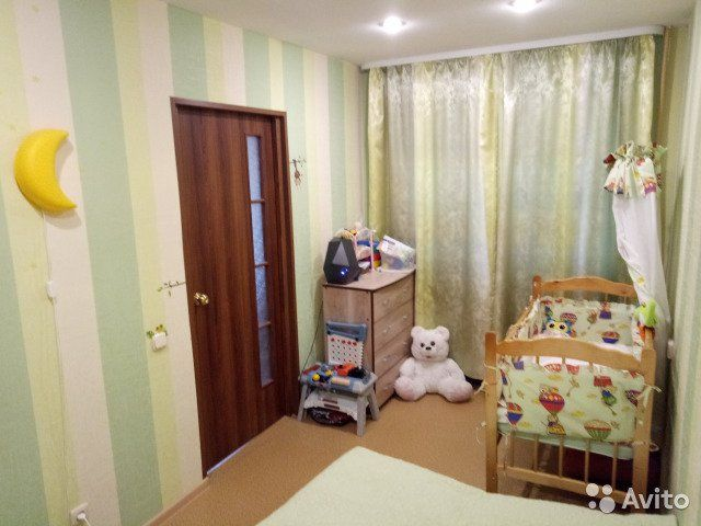 2-к квартира, 44 м², 1/3 эт.