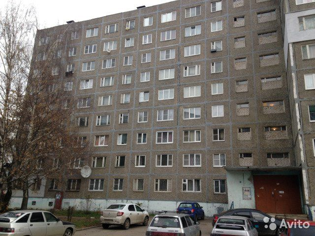1-к квартира, 21.5 м², 1/9 эт.