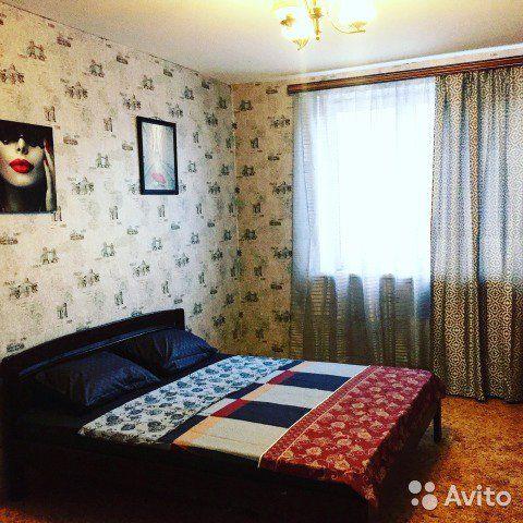 1-к квартира, 40 м², 5/17 эт.