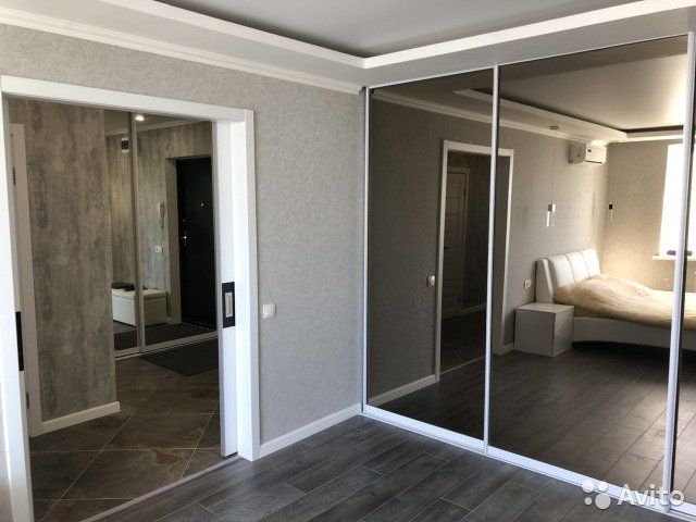 1-к квартира, 50 м², 21/25 эт.