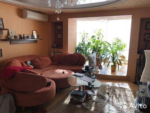 4-к квартира, 134 м², 2/9 эт.