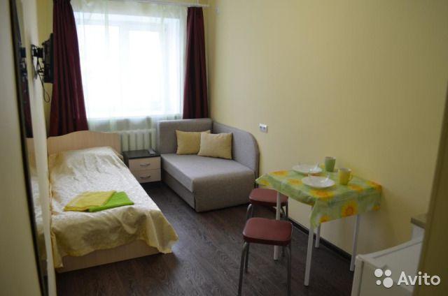 1-к квартира, 12 м², 2/5 эт.