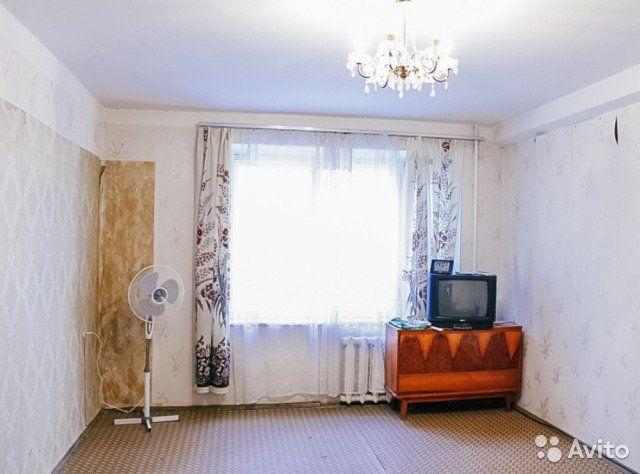 3-к квартира, 58 м², 3/5 эт.
