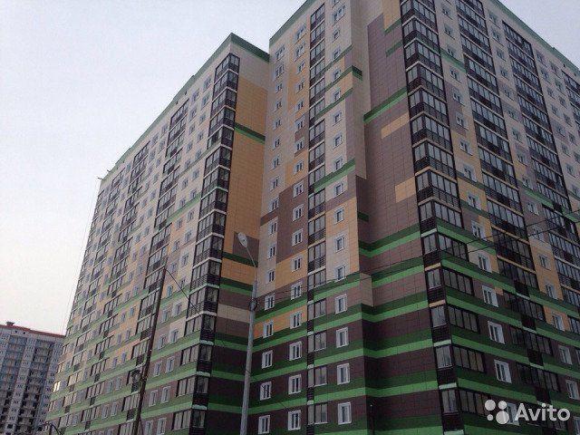 2-к квартира, 56.7 м², 20/22 эт.