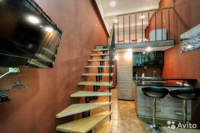 2-к квартира, 40 м², 1/4 эт.