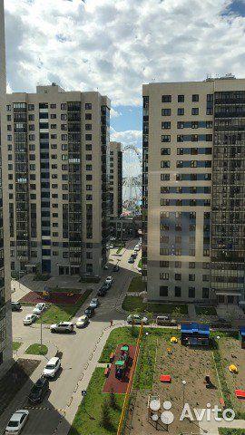 2-к квартира, 58 м², 10/16 эт.