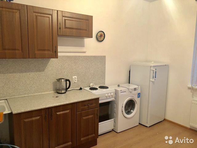 1-к квартира, 46 м², 3/20 эт.