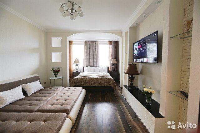 2-к квартира, 75 м², 2/7 эт.