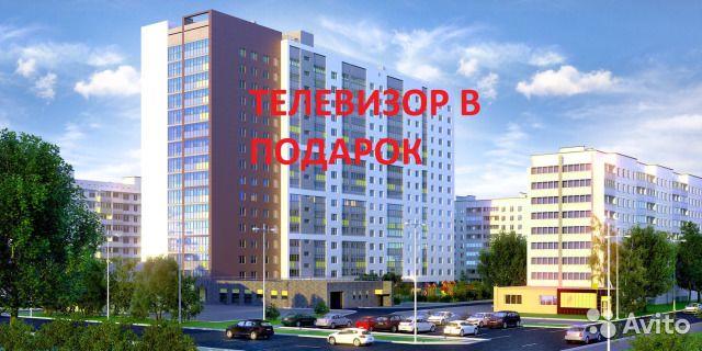 3-к квартира, 58.6 м², 8/16 эт.