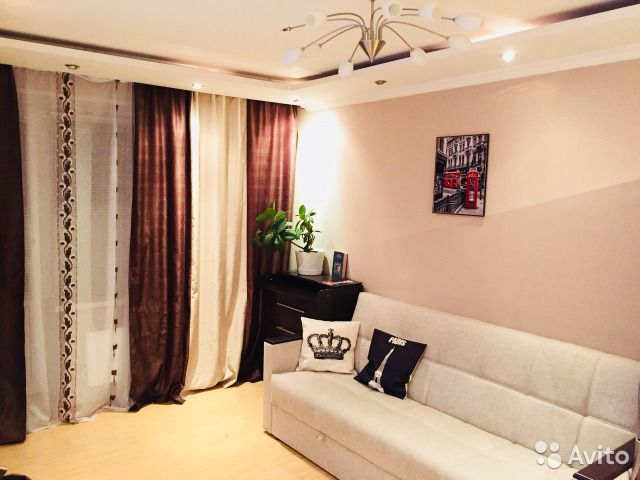 1-к квартира, 33 м², 4/5 эт.