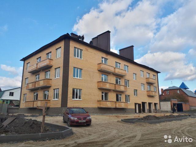 2-к квартира, 59.3 м², 2/3 эт.