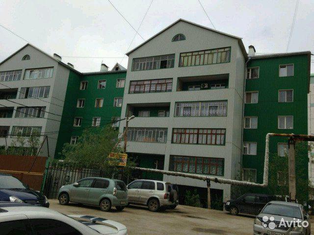 4-к квартира, 98 м², 2/4 эт.