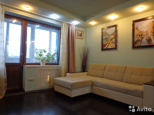2-к квартира, 52.7 м², 3/9 эт.