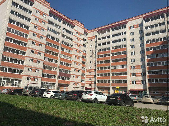 1-к квартира, 43 м², 8/10 эт.