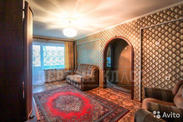 3-к квартира, 59.4 м², 4/5 эт.