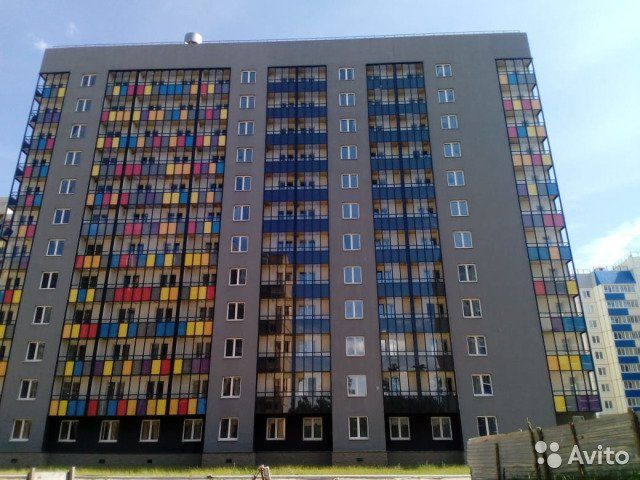 3-к квартира, 74.4 м², 4/12 эт.