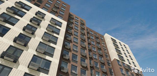 1-к квартира, 37.9 м², 5/12 эт.