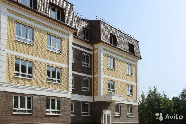 1-к квартира, 29.5 м², 1/4 эт.