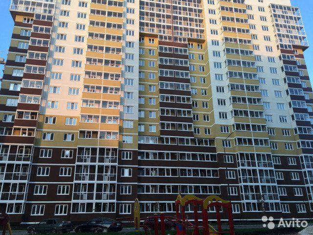 1-к квартира, 43 м², 11/17 эт.