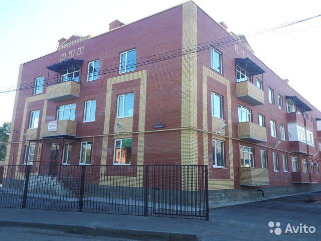 1-к квартира, 54.5 м², 2/3 эт.