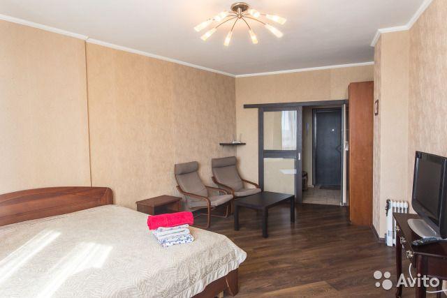 1-к квартира, 43.7 м², 5/21 эт.