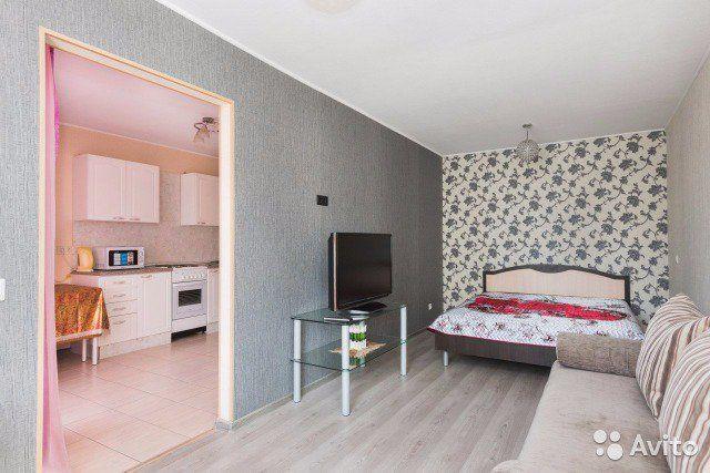 1-к квартира, 50 м², 7/18 эт.