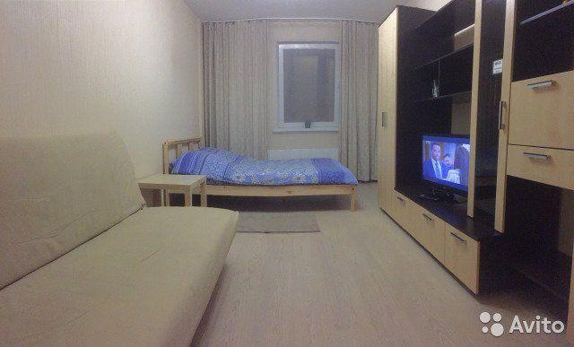 1-к квартира, 41 м², 4/10 эт.
