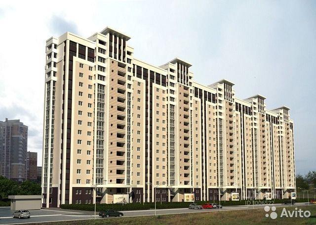 3-к квартира, 88.4 м², 1/17 эт.