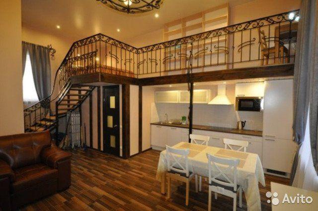 2-к квартира, 53 м², 2/3 эт.