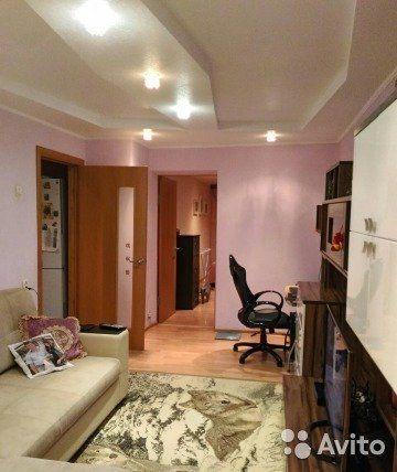 2-к квартира, 74 м², 8/17 эт.