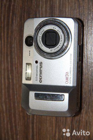 Фотоаппарат Olimpus C-500 Camedia