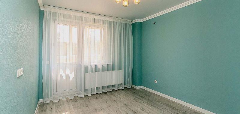 2-комнатная квартира (68.5 м²)